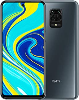 Xiaomi Redmi Note 9S Smartphone Dual SIM, 128 GB Memory, 6 GB RAM - Interstellar Grey