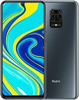 Xiaomi Redmi Note 9S Smartphone Dual SIM, 64GB Memory, 4GB RAM - Interstellar Grey