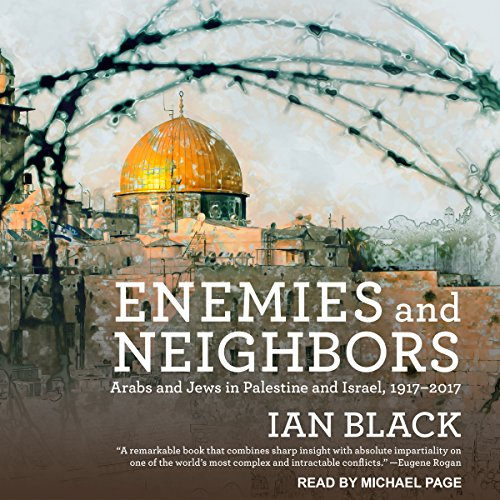 Enemies and Neighbors audiobook cover art