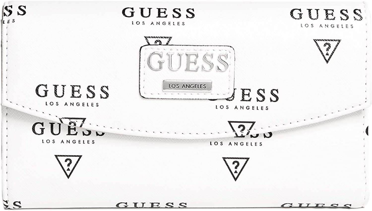 GUESS Factory Limited time cheap sale discount Meade Wallet Slim Logo