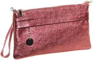 MADE IN ITALY POCHETTE P14 BORDEAUX