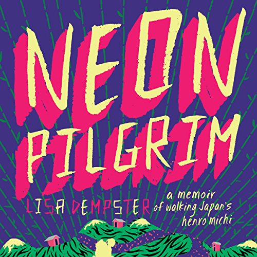 Neon Pilgrim audiobook cover art