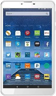 IKALL N3 Plus 7 Inch Display Dual Sim Tablet (2GB Ram, 16GB ROM, White)