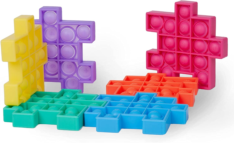 Sensory Fidget New product! New type Bubble Toy Pop Educational it Push Popular Pack Colorful