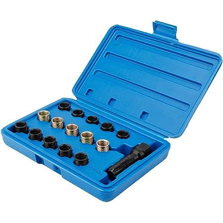 Ks Tools 150 1280 Zündkerzengewinde Reparatur Satz 16 Tlg Baumarkt