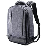 K&F Concept KF13.044 Sac a Dos Appareil Photo, Sac Appareil Photo Reflex, Sac Photo,...