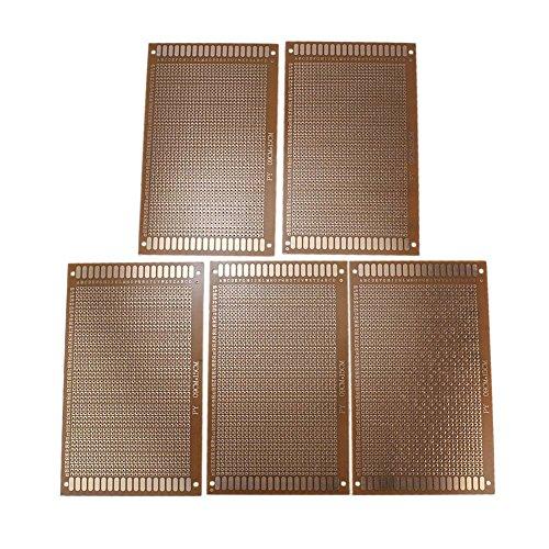 Pinzhi 5X Universal 9x15cm Prototipo Placa PCB DIY