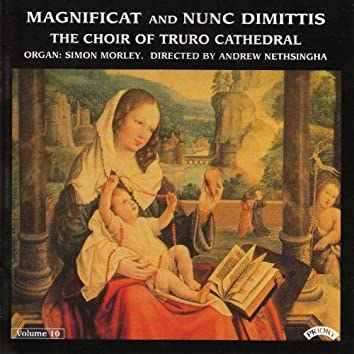 Magnificat & Nunc Dimittis Vol. 10