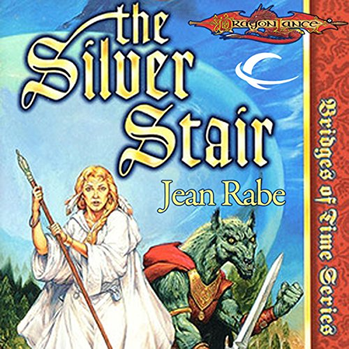 The Silver Stair audiobook cover art
