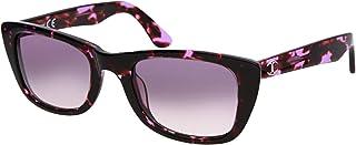 Just Cavalli rectangle Women's Sunglasses - JC491S-56Z - 55-16-140 mm