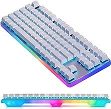 Repose-poignets en cuir PU pour clavier Noir 41.5x9.5cm pouces Taille normale Confort apaisant et durable pour taper facilement et soulager la douleur au poignet