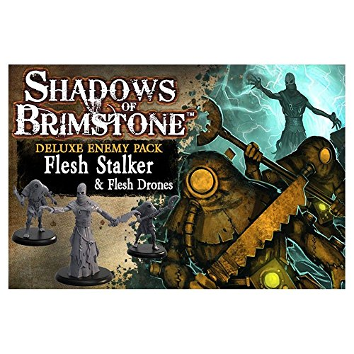 Shadows of Brimstone: Flesh Stalker and Flesh Drones