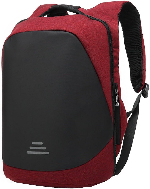 Notebook Rucksack Business Bag Männer Und Frauen Freizeit Rucksack Schule Arbeit Reisen B07874P8ZH