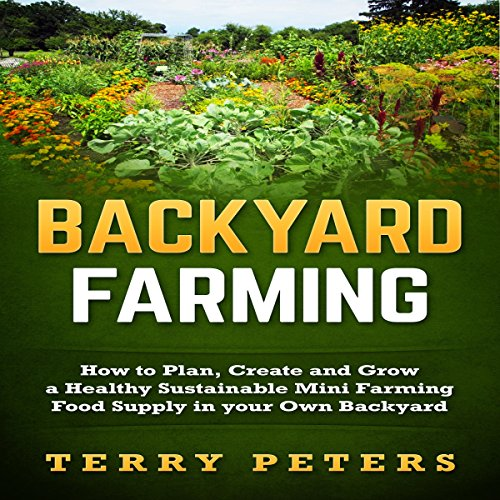 Backyard Farming audiobook cover art