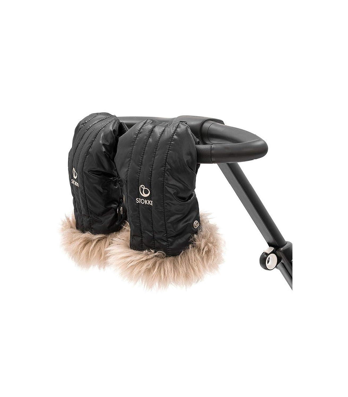 Stokke Stroller Mittens, Onyx Black