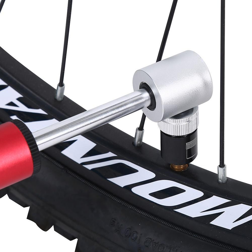 Bomba de Suelo para Bicicleta ergonómica, Inflado súper rápido de ...