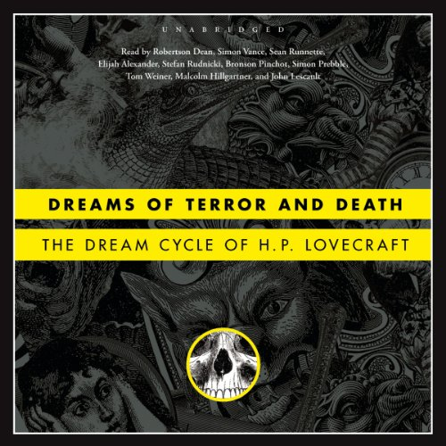 Couverture de Dreams of Terror and Death