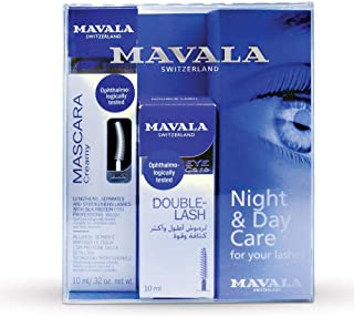 Mavala Eve Promotion pack (Double Lash 10Ml Mascara Creamy Black 10Ml) - 9293140AR