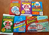 Over 100 Vintage Baseball Cards Lot In Sealed Unopened Wax Packs Including 1991 and 1992 Topps. Look for the Chipper Jones Rookie card. rookie card picture