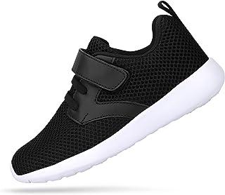 أحذية فوت فوكس للأولاد والبنات قابلة للتعديل شريط مطاطي خفيف الوزن مسامي للمشي والجري والتنس الرياضية