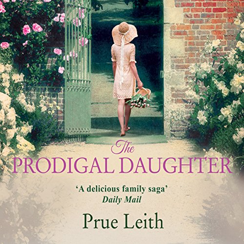 The Prodigal Daughter audiobook cover art