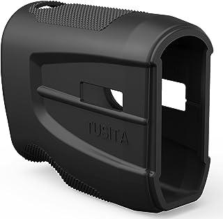 TUSITA Protective Cover for Bushnell Tour V4 Slope Shift, Golf Laser Rangefinder Accessories Silicone Case Skin