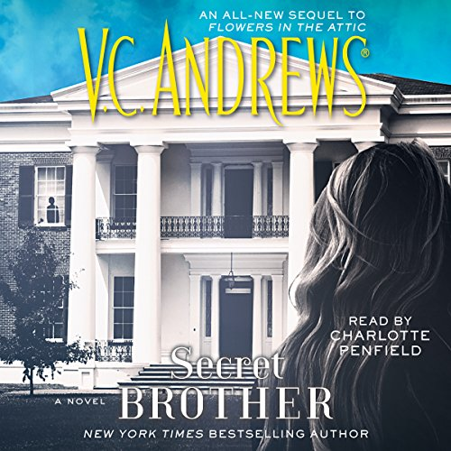 Secret Brother audiobook cover art