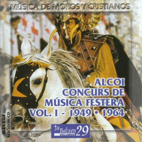 Música de Moros y Cristianos - Alcoi Concurs de Música Festera (1949-1964)