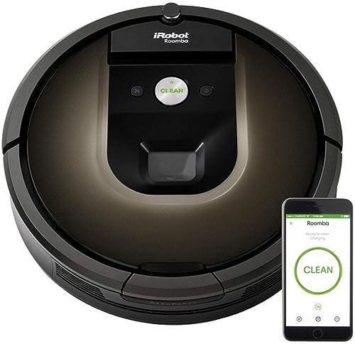 popular iRobot Roomba 985 discount Wi-Fi Connected new arrival Robot Vacuum, Black online sale