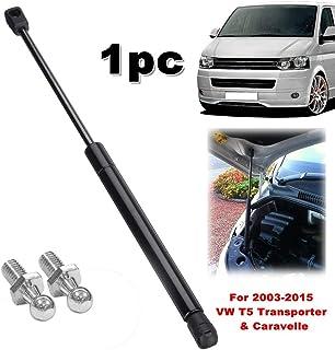 Twilight Garage Par de amortiguadores de gas para maletero trasero 13182309 para CORSA D MK3 2006-2014 Hatchback 5 puertas