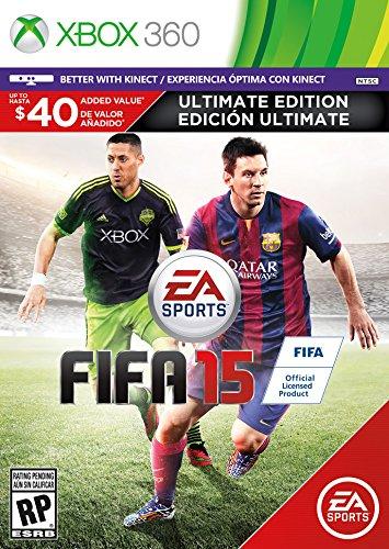 FIFA 15 (Ultimate Edition) - Xbox 360