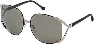 Loewe - SLWA0262583X Gafas de sol, Shiny Palladium, 62 para Mujer