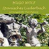 Spanisches Liederbuch: No. 15, Auf dem grünen Balkon (Arr. for Two Pianos by Claudio Colombo)