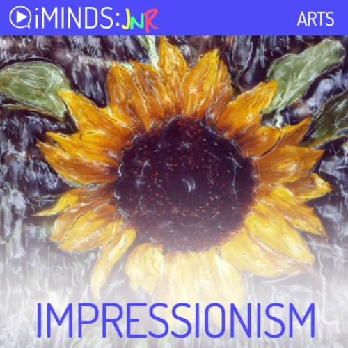 Impressionism audiobook cover art