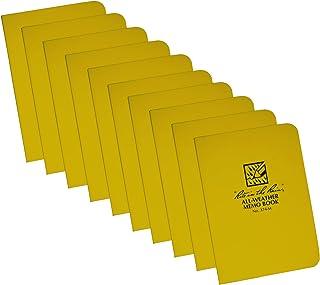 Rite in the Rain 374-M Field-Flex Pocket Memo 3 1/2-Inch x 5-Inch, 10-Pack