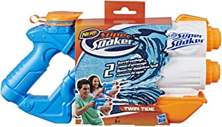 Supersoaker Twin Tide (Hasbro E0024EU4) , color/modelo surti