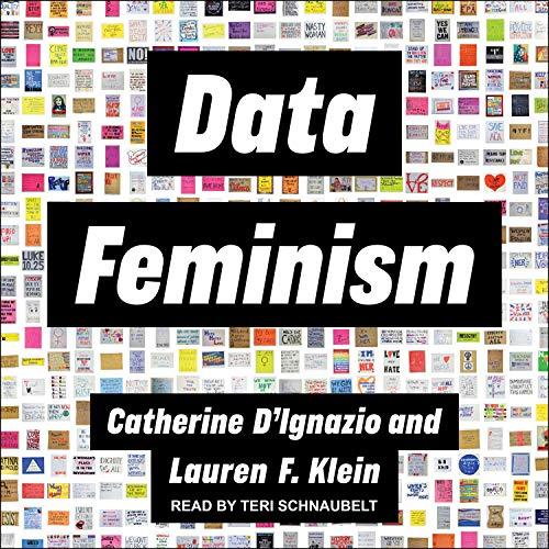 Data Feminism cover art