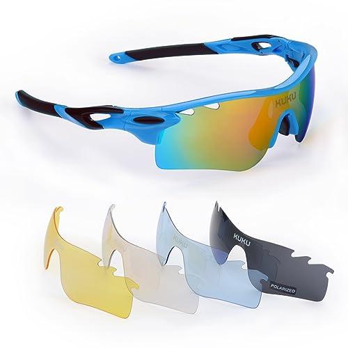 d599a4ebc29 FiveBox Polarized U.V Protection Sports Glasses