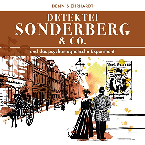 Sonderberg & Co. und das psychomagnetische Experiment cover art