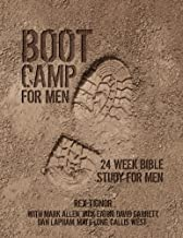 Boot Camp For Men: 24 Week Bible Study For Men