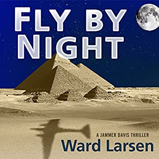 Fly by Night audiobook cover art