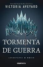 Tormenta de guerra: Reina roja 4 (La reina roja) (Spanish Edition)