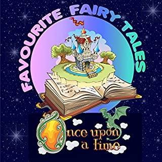 Once upon a Time: Favourite Fairy Tales audiobook cover art