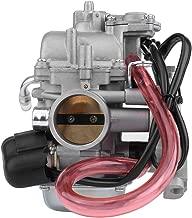 Qiilu Carburetor Assembly, 0470-737 0470-843 Carburetor for Arctic Cat ATV 350 366 400 2008-2017