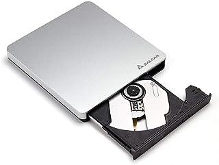 SALCAR – USB 3.0 Lecteurs Graveurs CD/DVD Graveur de CD-RW/DVD-RW Externe utra Slim..