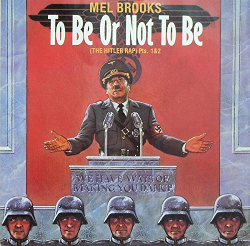 Mel Brooks To Be Or Not To Be 1983 UK 12