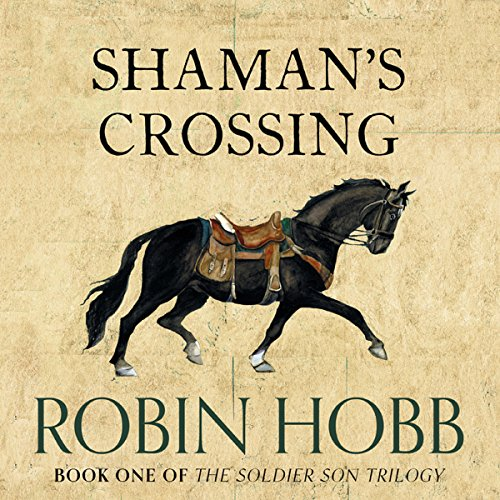Shaman's Crossing audiobook cover art