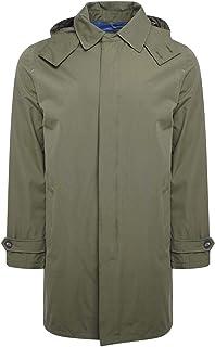 HARRY BROWN Hooded Rain Mac