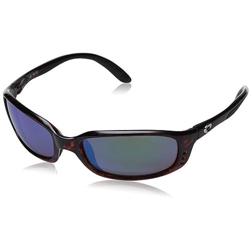 19aa59f3aa Green Polarized Fishing Sunglasses  Amazon.com