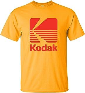 Kodak Film, Camera, Photography, Photographer, Retro Logo, G200 Gildan Ultra Cot Mens T Shirt